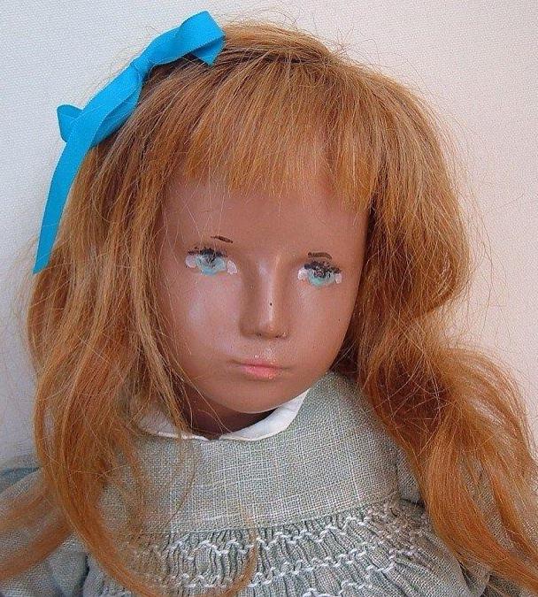 Sasha Studio Doll, 1940's, BIII, Gwennie