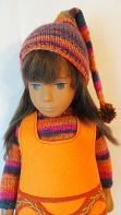 Chloe, 1966 NP brunette with blue eyes