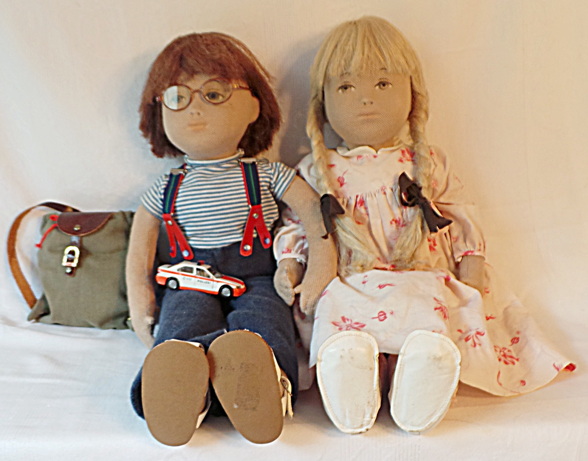 1993 Course Dolls made by Ann Chandler