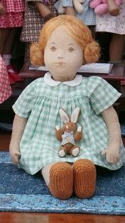 Erin, a Course Doll