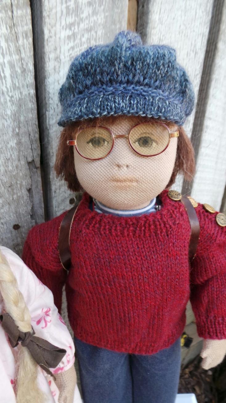 Heiri, a Course Doll