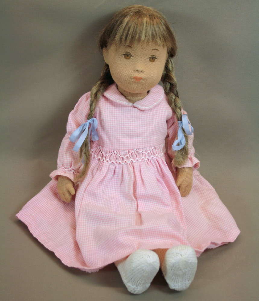 Ruth, a course doll