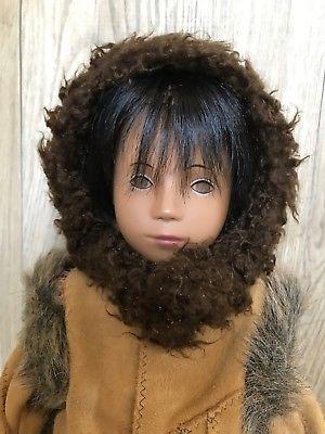 Allan, Gotz Eskimo boy, 2001