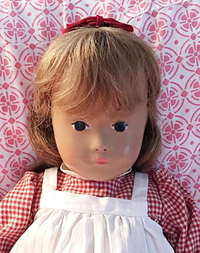 Suzanne, B-II Studio Doll