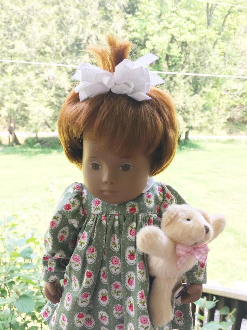 Cleo, Gotz toddler