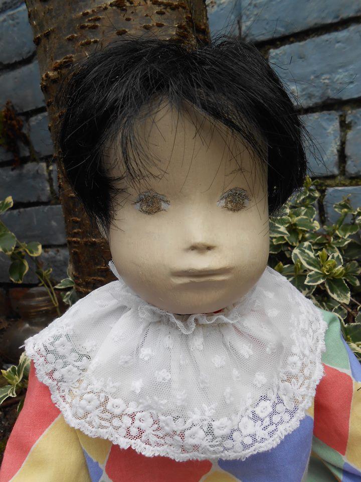 Dane, Studio Harlequin remake by Janet Myhill-Dabbs